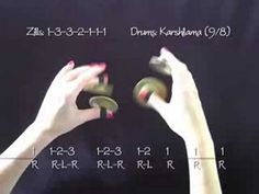 How to Become a Killer Ziller - Belly Dance Finger Cymbals