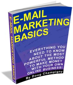 E-Mail Marketing Basics