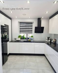 Kitchen Ceiling Design, Kitchen Room Design, Kitchen Cabinet Design, Modern Kitchen Design, Home Decor Kitchen, Interior Design Kitchen, Kitchen Cabinets, Handleless Kitchen, Kitchen Modular