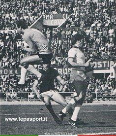 AS Roma - ACF Fiorentina 0-0 Massimo Mattolini, in uscita, sventa un attacco giallorosso ... ⚽️ C'ero anch'io ... http://www.tepasport.it/  Made in Italy dal 1952