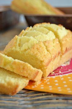Petits cakes à la fleur d'oranger