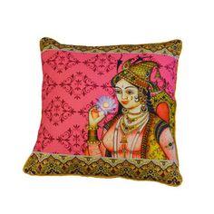 Lakshmi Accent Pillow