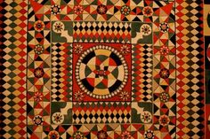 I've seen this style of quilt in Scotland, Ireland and Wales....in Germany  and some were made by British Soldiers in India.