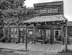 Old West General Store - Virginia City Ghost Town  I've been in this General Store...