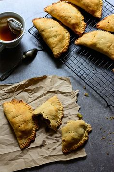 Chick-Un Vegan Hand Pies