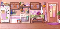 For game 1 by PinkaCat. on For game 1 by PinkaCat.devianta… on For game 1 by PinkaCat. Background Drawing, Cartoon Background, Animation Background, Environment Concept Art, Environment Design, Episode Interactive Backgrounds, Cartoon House, Living Room Background, Anime Scenery Wallpaper