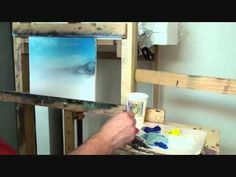 How To Blend with Acrylics: Refined Blending: Acrylic Painting Technique - YouTube