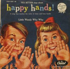 Hey mom, dad -- talk to the hands!