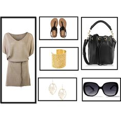 MY STYLE by kcdelacruz on Polyvore featuring Emu, Aéropostale, Yves Saint Laurent and Kendra Scott