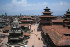 #Kathmandu Valley  -  It's the deal of the century – or the past 20 centuries.    - Photo from #absolutevisit at www.absolutevisit... - all images Creative Commons Noncommercial