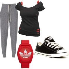 """""""I Work out"""" by jenn-thompson on Polyvore"""