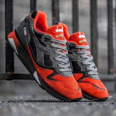 """Diadora is heating things up with this upcoming V.7000! #sneakerfreaker #diadora #v7000 #snkrfrkr"""