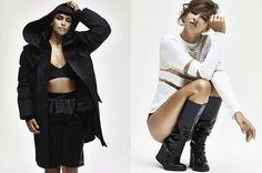 Hollandske Vogue viser Alexander Wang x H&M i stor modeserie - Eurowoman