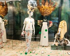 "ART COOPERATION ""GODS AND NYMPHS OF THE FOREST"" - at STEFFL Department Store Vienna"