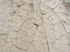 Image result for cracked mud felt