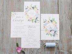 Hochzeitseinladung von Papierhimmel