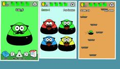 This is a fun and addicting game called Pou. Pou is your own personal alien tat you can name,dress up,play with,and so much more. This app costs around $1.99 to free. THIS IS NOT AN ADVERTISEMENT
