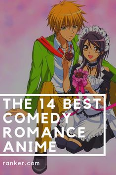 14 Romantic Comedy Anime TV shows