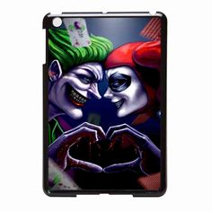 Harley Quinn And Joker Love Art iPad Mini Case