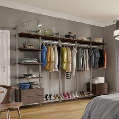 Large Closet Kit | Wayfair