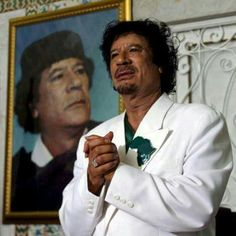 Muammar Gaddafi, Contemporary History, Political Views, Great Leaders, Revolutionaries, Politics