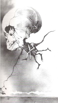Stephen Gammell weird thing