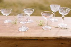 Vintage Tableware Rentals and event styling - The Darling Dish - Bend, Or