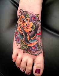 foot tattoo lace - Google Search
