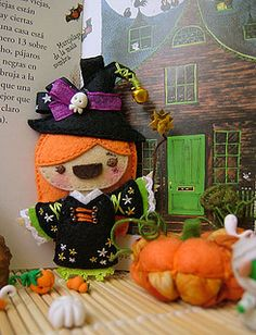 Witch by Caruso's Factory, via Flickr