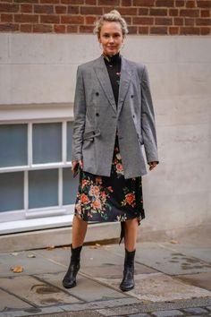 STYLECASTER   Best of London Fashion Week Street Style