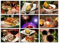 Epcot International Food & Wine Festival 2012 preview.
