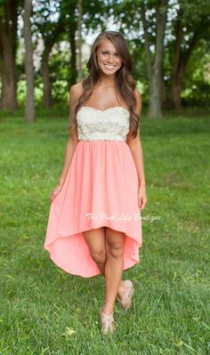 The Pink Lily Boutique - All Dressed and Ready Neon Hi Low Dress, $35.00 (http://thepinklilyboutique.com/all-dressed-and-ready-neon-hi-low-dress/)