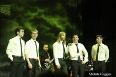 Emmet Cahill, Neil Byrne, Keith Harkin, Ryan Kelly and Colm Keegan  Celtic Thunder