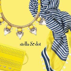 Bientot la collection printemps de Stella and dot