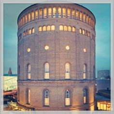 How about staying in what used to be Europe's largest water tower turned into a luxurious hotel? If this sounds up your alley, then check out the Hotel im Wasserturm in Cologne! Karneval might be coming to an end but there is still much to see! #cologne #germany #justbook #hotels #travel #europe #tower #karneval #köln #luxury #architecture