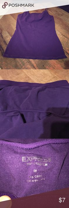 Shelf Bra Camisole Great condition! Express Tops Camisoles