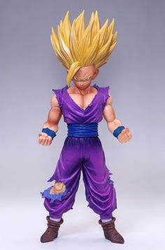 Dragon Ball Z Master Stars Piece The SON GOHAN Super Saiyan