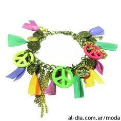 Carey accesorios verano 2013 pulseras