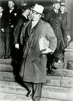Al Capone   1929   Matanza de San Valentin