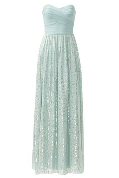 Mint Mosaic Maxi Dress by ERIN erin fetherston for $100 | Rent the Runway