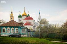 Коломна. Московская область (май 2016 г.)