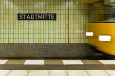 Stadtmitte station. Berlin Germany. . . #berlin #travel #subway #viaje #ubahn #mag #station #stationtostation #stadtmitte #mitte #canon #eosm #photography #photographer #streetphotography #martinepelde Berlin, U Bahn, Canon, Germany, Company Logo, Places, Instagram Posts, Travel, City