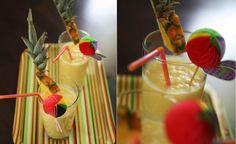 Oggi è il Piña Colada Day, lo sapevate?Per l'occasione, vi propongola versione analcolica del famoso cocktail a base di rum, ananas e latte di cocco.Perfetta con il caldo di questa pazza estate, facile e veloce da fare, piacerà anche ai più piccoli. La ricetta è estratta dal libro 'Smoothies' delle Edizioni Solar. Buono a sapersi: l'estratto di vaniglia sostituisce il sapore del rum, tradizionalmente presente in questo cocktail. Per cambiare, potete sostituirlo con 1 cucchiaio di…