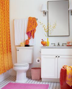 See more images from how to style your bathroom on domino.com