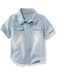 Chambray Shirt for Baby | Old Navy
