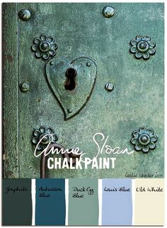Stunning #colour #decorate #paint Poppy Loves Pinterest: Colour Inspiration - time to decorate!
