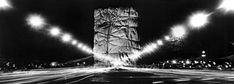 Christo and Jeanne-Claude The Arc de Triomphe de l'Etoile Wrapped, Place Charles de Gaulle, Paris, France 1962 Paris In October, Christo And Jeanne Claude, Art Fund, Unknown Soldier, 2017 Photos, Photomontage, Virtual Tour, How To Draw Hands, Tours