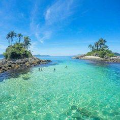 Ilhas Botinas, em Angra dos Reis, RJ! ⚓⛵