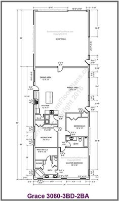 If you are going to build a barndominium, you need to design it first. And these finest barndominium floor plans are terrific concepts to begin with. Jump this is a popular article Custom Barndominium Floor Plans Pole Barn Homes Awesome. Barn Style House Plans, House Plan With Loft, Pole Barn House Plans, Shop House Plans, Up House, Shop Plans, Plans Loft, Loft Floor Plans, House Floor Plans