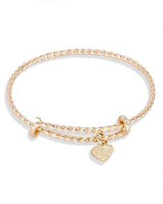 Alex and Ani's stackable bangles are the perfect summer accessory.